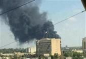 بغداد کے گرین زون میں امریکی سفارتخانہ کے مضافات میں دھماکہ