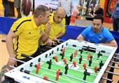 اعزامی تیم ملی فوتبال روی میز جانبازان و معلولین به رقابتهای جهانی
