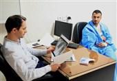 عضو کمیته درمان فدراسیون پزشکی ورزشی: مصدومیت دانشور با آتل بهبود پیدا میکند