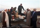 100 کانکس در منطقه سیلزده شوش توسط سپاه مستقر میشود