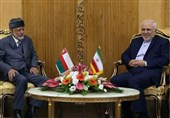 Top Iranian, Omani Diplomats Meet in Tehran