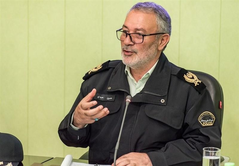 83 درصد سرقتهای واقع شده آذربایجان شرقی در دو ماهه سال 98 کشف شد