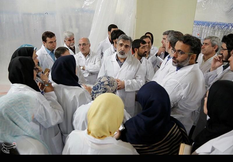 بازدید اصحاب رسانه های کشور از مجتمع غنی سازی شهید احمدی روشن(نطنز)