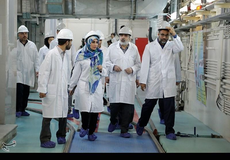 بازدید رسانهایها از غنیسازی نطنز و چند نکته: دوربینهای آژانس چگونه تاسیسات ایران را رصد میکنند؟
