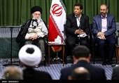 رهبر معظم انقلاب: نگذارید زبان فارسی دچار فرسودگی و ویرانی شود