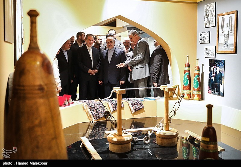 Iran's Nat'l Sports Museum: A Display of Nation's Athletic History, Honors