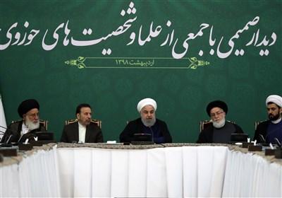 روحانی: طرفدار مذاکره ام اما نه در شرایط کنونی/ شرایط در حال بهتر شدن است
