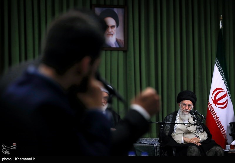 در قلمرو آفتاب؛ حاشیهنگاریهای شاعر افغانستانی از دیدار با رهبر انقلاب