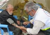 2 تیم پزشکی به منطقه سیلزده شهر خرمآباد اعزام شد