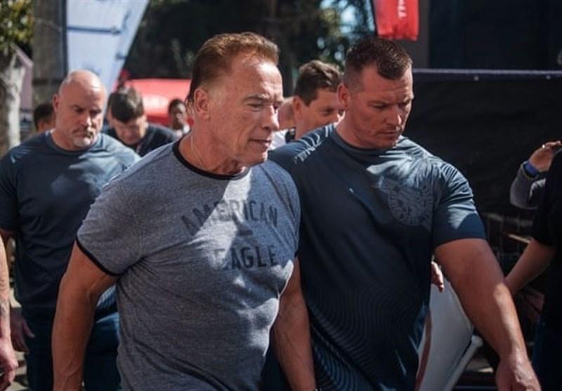 آرنولد کتک خورد و شکایت نکرد