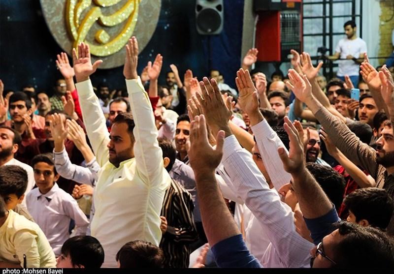 جشن میلاد امام حسن مجتبی(ع) در کاشان برگزار شد