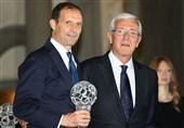 فوتبال جهان  آلگری پس از راهیابی به تالار مشاهیر فوتبال ایتالیا: تیمی با DNA برنده را ترک میکنم