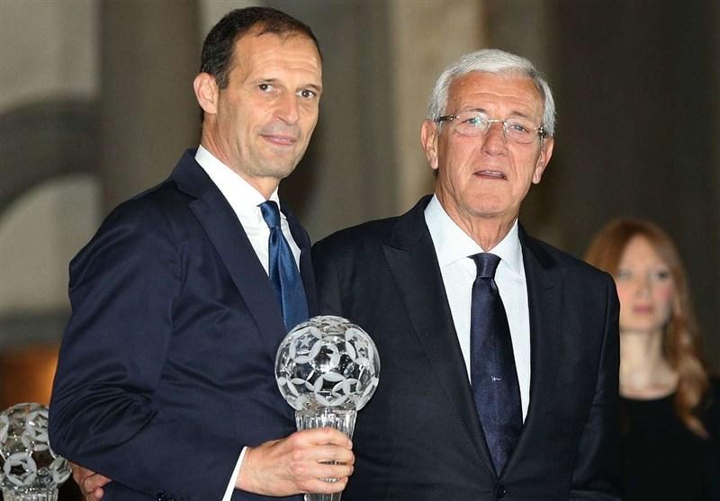 فوتبال جهان| آلگری پس از راهیابی به تالار مشاهیر فوتبال ایتالیا: تیمی با DNA برنده را ترک میکنم
