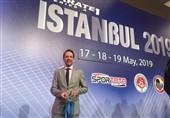 هروی: از کسب مدال توسط سه نسل از بازیکنان در ترکیه خوشحال هستم/ نگرانی بابت وزن نخست المپیک نداریم