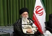 امام خامنهای: مسئولان دقت کنند مشکلات هرچه ممکن است کم شود/ آتشزدن کار اشرار است