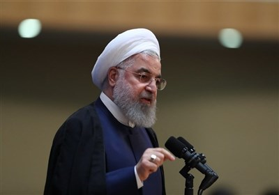Iran's President: US Sanctions Crime against Humanity