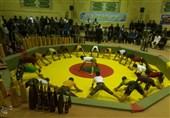 نخستین جشن گلریزان زورخانهای در یاسوج برگزار شد + فیلم