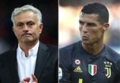 فوتبال جهان| واکنش مورینیو به شایعه ملاقاتش با رونالدو: یکی از بازیکنانم مرا به تیمش دعوت کرد