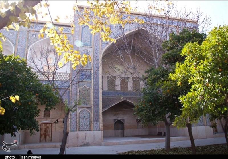 Khan School: Historical Landmark in Shiraz