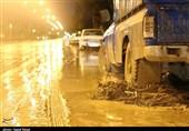 هشدار آبگرفتگی معابر در قم؛ بارندگی شدید از امروز آغاز میشود