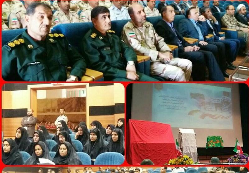 سایت شهدای شاخص استان ایلام رونمایی شد