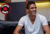 فوتبال جهان| واران: میخواهم در رئال مادرید بمانم