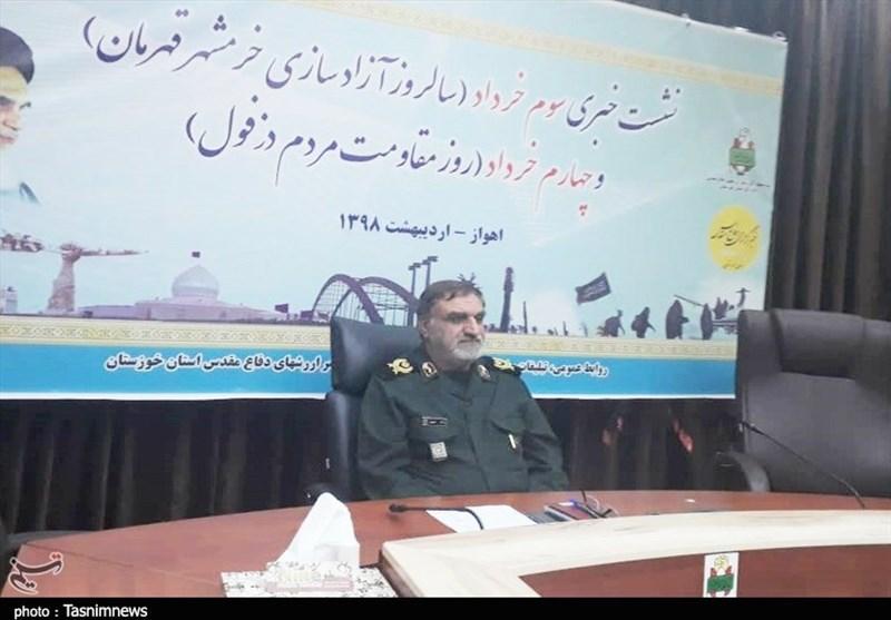 خوزستان| حرکت در مسیر گام دوم انقلاب محور برنامههای سوم خرداد است