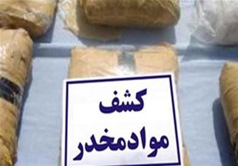 درگیری پلیس با قاچاقچیان مسلح در سیستان و بلوچستان؛ بیش از یک تن مواد مخدر کشف شد