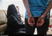 فیلم و تصاویر/ عملیات انهدام باند خانوادگی توزیع شیشه در تهران