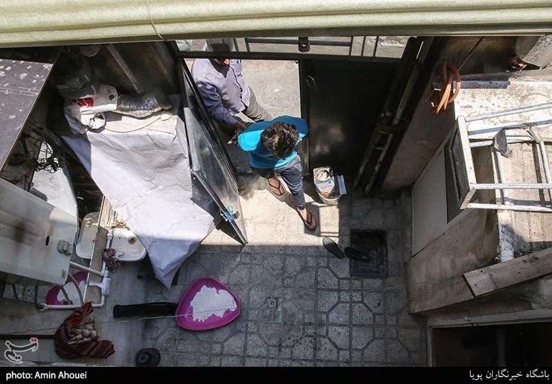 انهدام باند خانوادگی توزیع شیشه در جنوب پایتخت