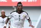 فوتبال جهان  بازگشت آساموا جیان به تیم ملی به درخواست رئیس جمهور غنا
