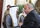 گفتوگوی عبدالمهدی و امیر کویت درباره تحولات منطقه و بینالملل