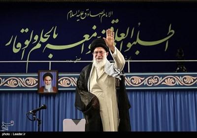 Ayatollah Khamenei Highlights Role of Youth in Iran's Governance