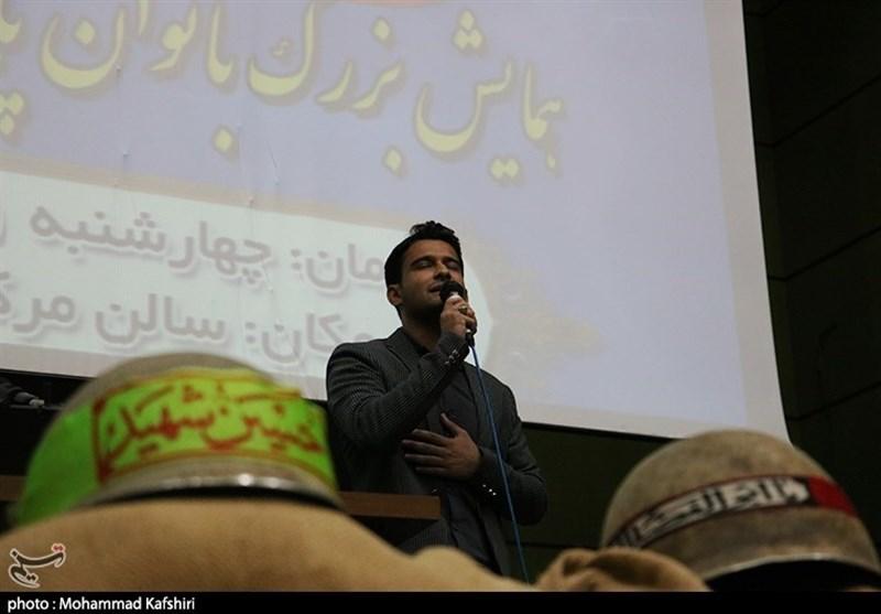خوزستان| همایش بانوان پایتخت مقاومت و پایداری دزفول به روایت تصویر