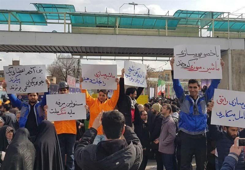 عودت ماشینسازی تبریز به صندوق بازنشستگی فولاد مبنای قانونی ندارد