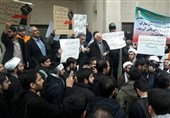 روایتی از مطالبهگری دانشجویان دانشگاه سهند تبریز که مورد تأیید مقام معظم رهبری قرار گرفت+ تصاویر
