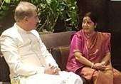 ملاقات وزرای خارجه هند و پاکستان در بیشکک