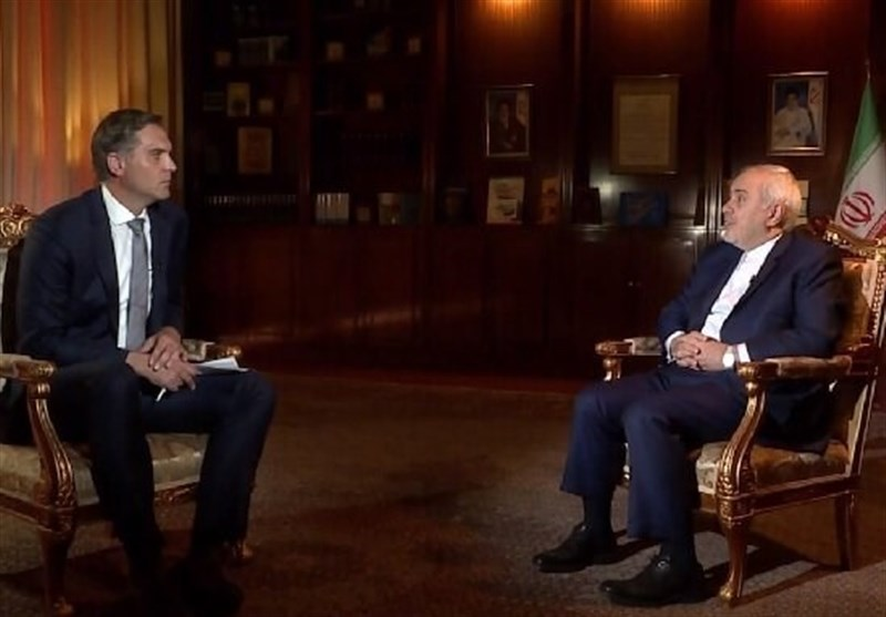 Iran Never Negotiates with Coercion: Zarif