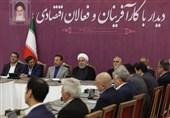 روحانی: همه کالاهای ضروری و نیازهای اساسی کشور تامین شده است