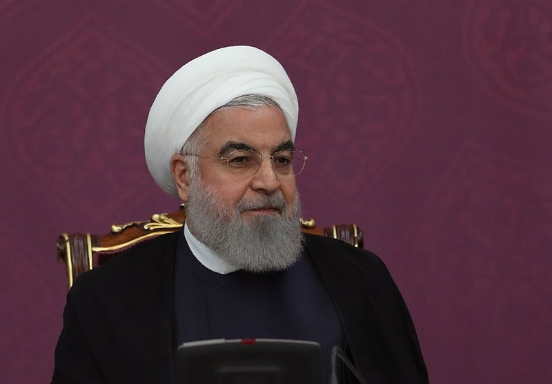 روحانی: با وحدت و مقاومت، آمریکا ، رژیم صهیونیستی و ارتجاع منطقه را شکست میدهیم