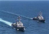 US Navy Sends Two Ships through Taiwan Strait