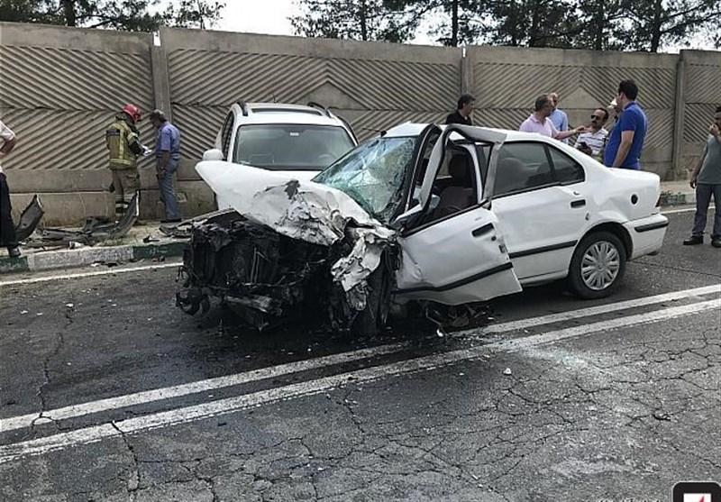 تصادف در محور پارسآباد ـ سربند 3 کشته و یک مصدوم بر جای گذاشت