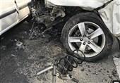 دو کشته و دو زخمی حاصل تصادف پژو 206 در خیابان رسالت