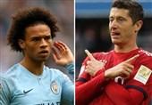 فوتبال جهان| لواندوفسکی: سانه میتواند بایرن مونیخ را به سطحی بالاتر برساند