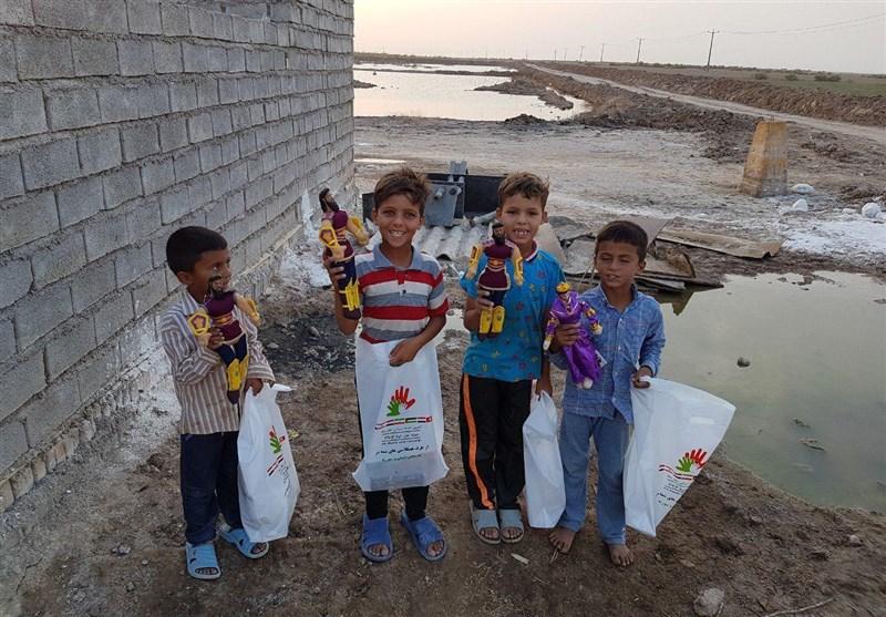 کمکهای بشردوستانه مردم لبنان و سوریه در مناطق سیلزده + تصاویر