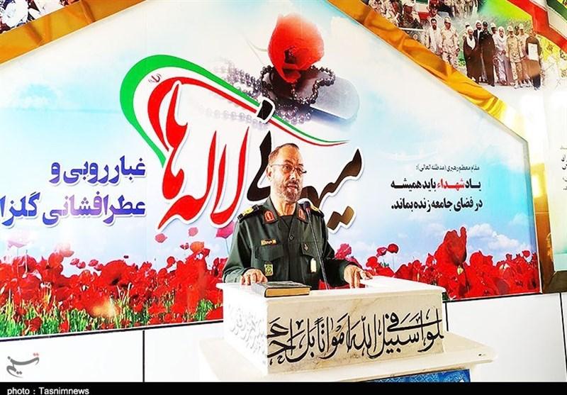 فرمانده سپاه کردستان: پاسخ پشیمانکنندهای به دشمنان نظام خواهیم داد