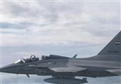 ورود چهار جنگنده کره جنوبی به عراق