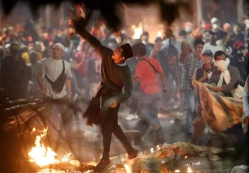 Jakarta Protests over Election Result Turn Violent for 2nd Night (+Video)