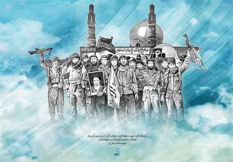 فرمانده سپاه فتح: آزادسازی خرمشهر نتیجه اتحاد مردم، ارتش و سپاه بود