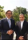 عراقچی در دیدار با دیپلمات ارشد آلمانی: خویشتنداری ایران پایان یافته است